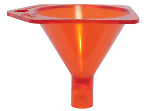 Lee Precision Plastic Powder Funnel 22 to 45 Cal # 90190 New!