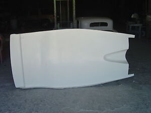 1932 Ford 3 Window Coupe Fiberglass Body Floor