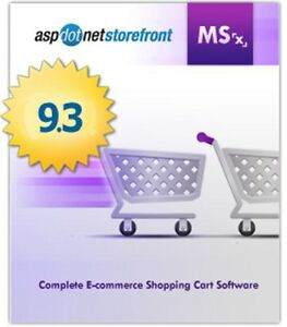 Aspdotnetstorefront Shopping Cart E commerce Website full License Source Code