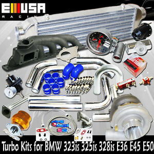 Precision 5431 T3 t4 Turbo Kits Bmw 91 95 Bmw 325is Base Coupe 2d E36 V6 Engine