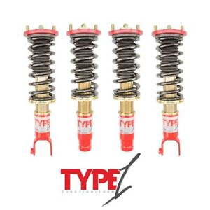 Function Form Type 1 Coilover For Civic 92 95 Del Sol 93 97 Integra 94 01 Dc2