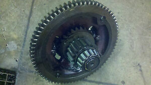 John Deere Unstyled B Differential