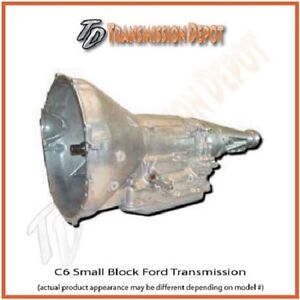 Ford C6 Stock Transmission Small Block With Free Torque Converter