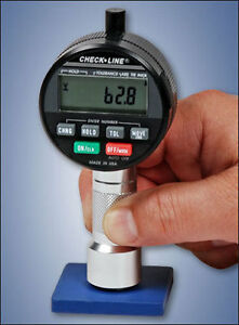 Checkline Dd 100 do Type Do Precision Digital Shore Durometer Astm D2240