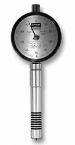 Rex Rx 1600 oo Type Oo Precision Dial Shore Durometer Astm D 2240