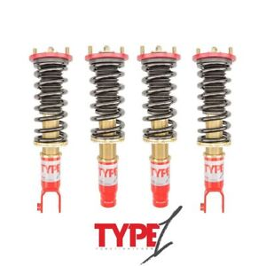 Function Form F2 Type 1 Full Coilover Kit Honda Civic 96 00 Ek