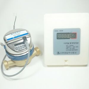 Water Meter Water Flow Meter Remote Read Indicator Pf 3 4 With Pt 1 2 Coupling