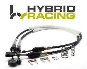 Hybrid Racing Shifter Cables For 02 05 Civic Si ep Hyb sca 01 15