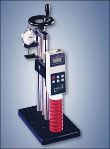 Mark 10 Es20 Mechanical Hand Wheel Operated Test Stand 100lb Capacity 9 Stroke