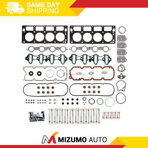 Head Gasket Bolts Set Fit 04 14 Gmc Buick Cadillac Chevrolet 4 8 5 3 Ohv