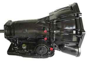 4l60e Stage 2 Remanufactured Transmission 2wd Chevy Gm Gmc Fits 1998 2005
