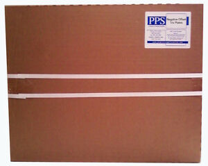 Negative Offset Metal Plates 11 279mm X 18 1 16 459mm 0055 1 sided
