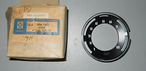 Nos Smiths 0 100 Mph Speedometer Mask Face For Austin Marina