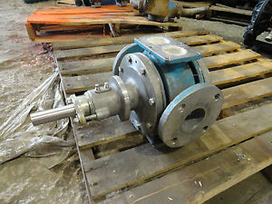 Blackmer 2 5 X 2 5 Stainless Gear Pump