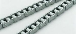 40 Dacromet Corrosion Resistant Roller Chain Alt To Stainless 100ft Reel