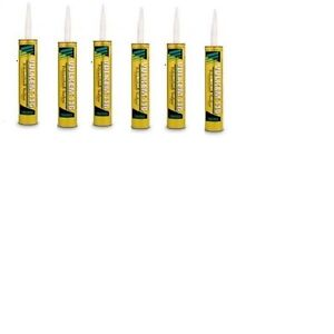 Tremco Vulkem 116 Black Polyurethane Sealant 10 1 Oz Cartridges 6 Pack