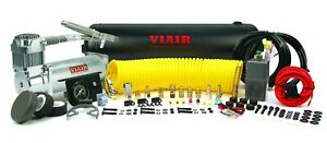 Viair 10007 On Board 450c Air Compressor System With 2 5 Gallon Tank 12 Volt