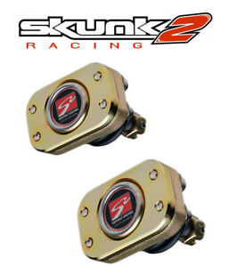 Skunk2 Pro Series Front Camber Kit Ball Joints Civic 92 00 Integra 94 01 Pair