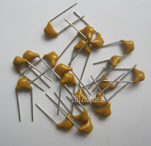 Multilayer Ceramic Capacitor X7r 100nf 0 1uf 104 50v 2 54mm B104k 1000pcs