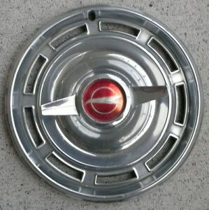 1966 Buick Special 14 Inch Spinner Hub Cap Wheel Cover