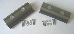 Wwii Jeep Willys Mb Ford Gpw A4683 Hood Blocks With Fabric Insert G503