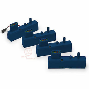 4 pack Of Prestan Adult Cpr Manikin Rate Monitors Item rpp amon 4 blue