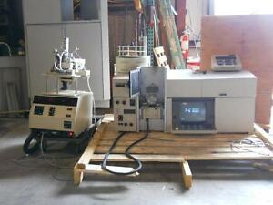 Perkin Elmer 3030 Atomic Absorption Spectrophotometer Hga 400 Graphite Furnace
