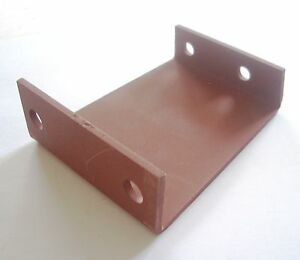 Wwii Jeep Willys Mb Ford Gpw A1389 Horn Claxon Bracket Firewall Mount G503