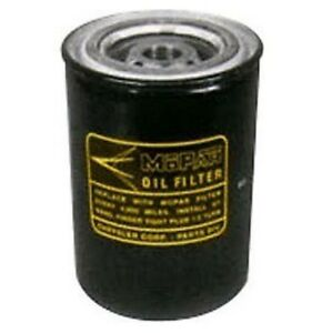 Mopar forward Look Spin on Oil Filter For 1958 1963 Plymouth