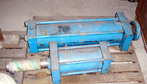 Filter Press Hydraulic Cylinders Item 8479
