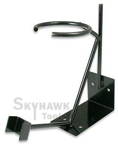 High Low Vol Paint Spray Gun Stand Hvlp Wall Or Bench Mount