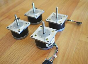 new 4 Applied Motion Nema23 Stepper Step Stepping Motors Cnc Diy Rep Rap