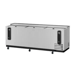 Turbo Air Tbc 95sd Stainless Steel Beer Bottle Bar Cooler