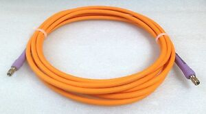 Megaphase Tm8 s1k1 180 Dc To 8 Ghz Sma m To 2 92 Mm m 180 Length Rf Cable