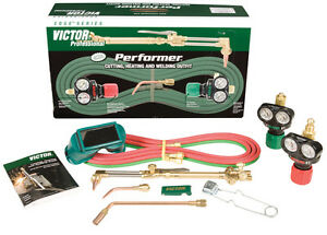 Victor Performer 510 Welding Cutting Outfit 0384 2045