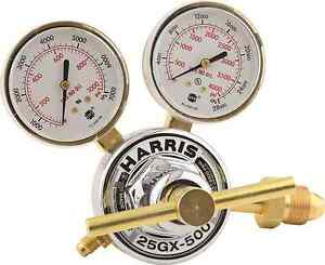 Harris Model 25gx 500 580 Hvac Nitrogen Purging Regulator 3000606