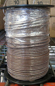 Thhn thwn 500 Ft 10 Awg Stranded Copper Wire Brown
