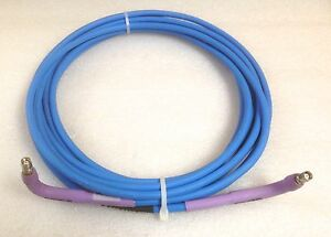 Megaphase Tm4 s5s5 240 6 Dc To 4 Ghz Sma m m R Angle 240 Rf Test Cable