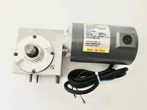 New Conveyor Pizza Gear Drive Motor For Middleby Marshall Oven Ps555 Parts Part