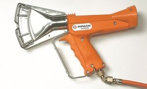 Ripack 2200 Heat Gun For Shrink Wrapping Road Marking Vinyl Removal