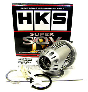 Hks Sqv 4 Super Sequential Blow Off Valve Universal 100 Genuine Hks Japan