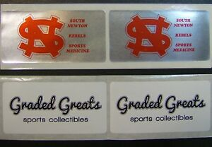 Printed Stickers 500 Custom 1 X 2 Rectangle Business Labels 1 color Ink Roll