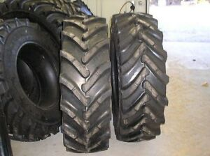 New Voltyre 16 9r30 Radial Tractor Tire With Tube