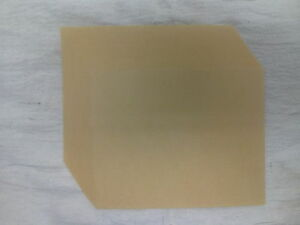 006 Tympan Paper For Kelsey 3x5 Letterpress Platen Pack Of 25 Sheets New