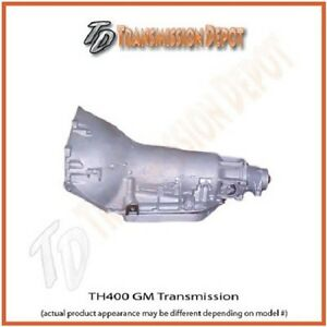 Turbo 400 Chevy Transmission Stock Replacement Short Tail 6