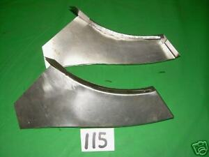 Jaguar Xk 120 Xk120 Xk 140 Xk140 Ots Upper Pillar Repair Panel Pair x115