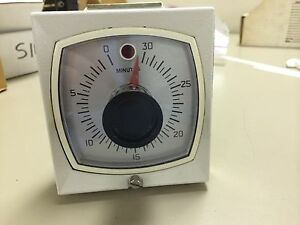 Industrial Timer Co Gp2 30m Nspp Gp230m