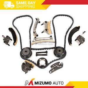 Timing Chain Kit Fit 07 16 Buick Pontiac Cadillac Srx Sts Saab Suzuki 3 6 24v
