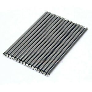 New Pushrods 351 Cleveland Ford Mercury Push Rods Set Of 16