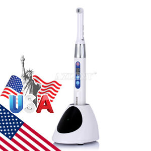 Dental Led Curing Light Lamp Resin Cure Black 2300mw 385 515nm Spectrum gift